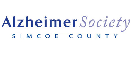 Alzheimer Society of Simcoe County Logo
