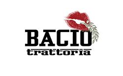 Bacio Trattoria Logo