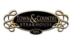 Town & Country Steakhouse Logo