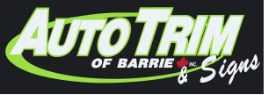 Auto Trim & Signs of Barrie Logo